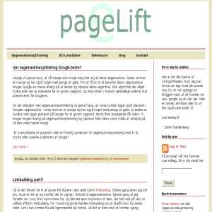 PageLift - SEO