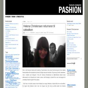 Modenyheder | Pashion.dk