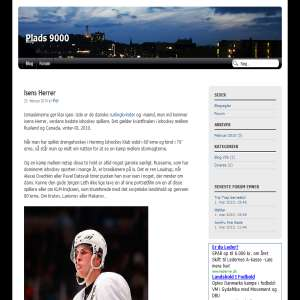 Plads 9000 Blog