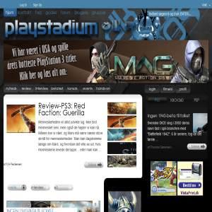 Playstadium - gamer nyheder med mening