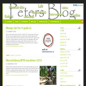 Peters blog