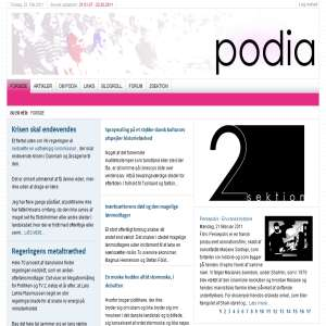 Podia - Politisk Dialog