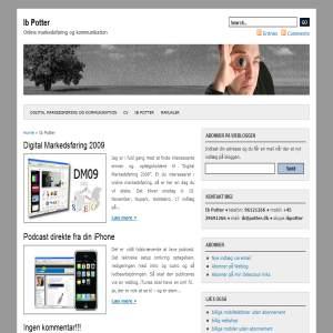 Online markedsføring & kommunikation