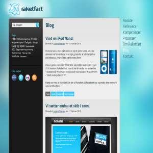 Raketfart Blog