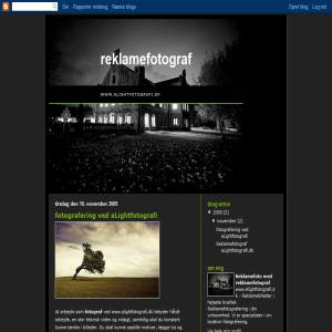 Reklamefotograf Bloggen