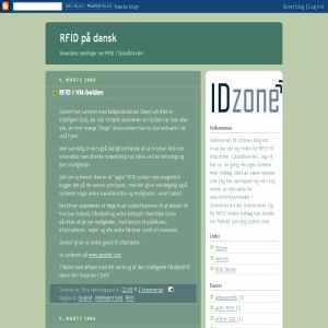 RFID på dansk