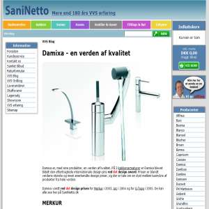SaniNetto.dks VVS-blog