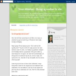 Simon Mikkelsen - Økologi og Sundhed for Alle