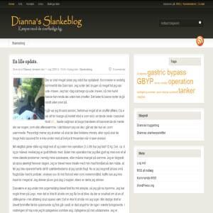 Diannas slankeblog
