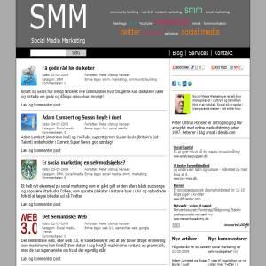 SMM - Social Media Marketing