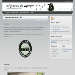 Softgun test.dk