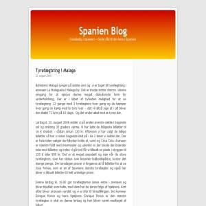 Spanien Blog