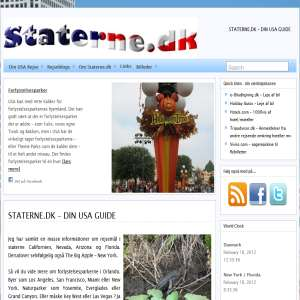 Staterne.dk - Din USA guide.