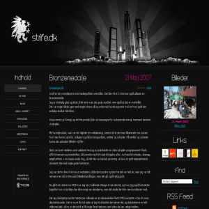 Strife Blog