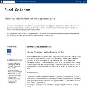 Sund science