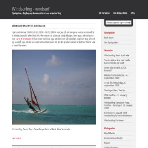 Surflog.dk