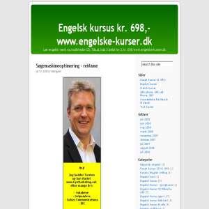 Engelsk Kurser & andre sprogkurser
