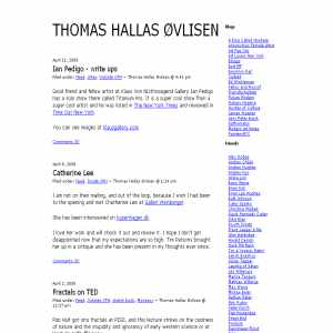 Thomas Hallas Øvlisen