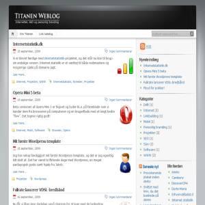 Titanen Weblog