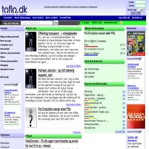 Toflo.dk - Kickstarter til nettet