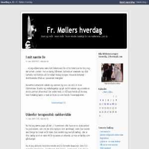 Fr. Møllers hverdag