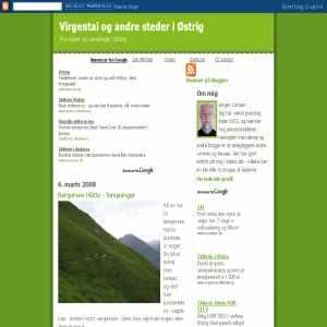 Virgental & andre steder i Østrig