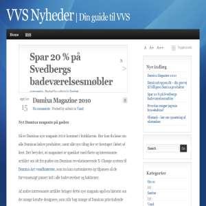 VVS Nyheder