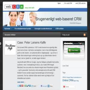 webCRM Blog