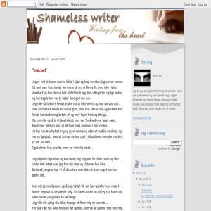 Shameless writer