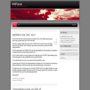 WillFocus