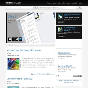 Windows 7 Guide
