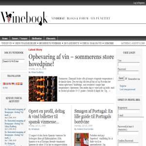Winebook.dk