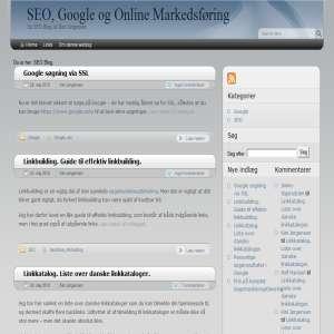 Kim Jørgensen - SEO og Online Synlighed