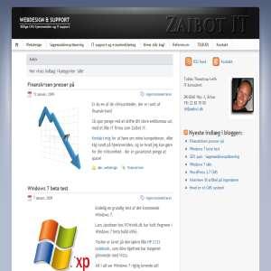 Tobias Thaastrup-Leth | Zaibot IT