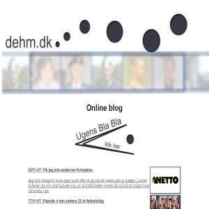 Danny Millek - Online blog