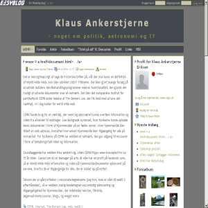 Klaus Ankerstjerne