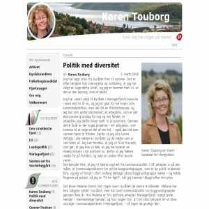 Karen Touborg - SF