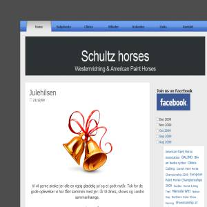 Schultz horses