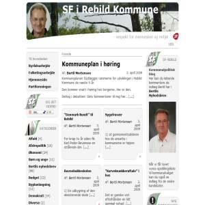 Bertil Mortensens blog