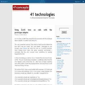 41 technologies